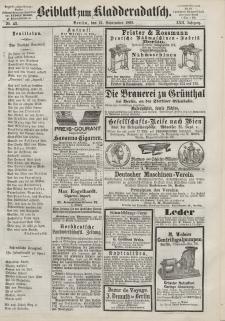 Kladderadatsch, 22. Jahrgang, 12. September 1869, Nr. 42 (Beiblatt)