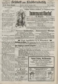 Kladderadatsch, 22. Jahrgang, 12. Dezember 1869, Nr. 57 (Beiblatt)