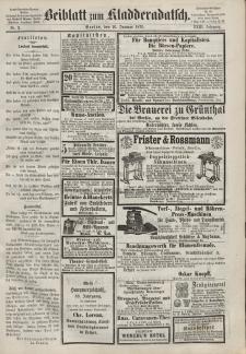 Kladderadatsch, 23. Jahrgang, 16. Januar 1870, Nr. 3 (Beiblatt)