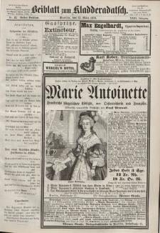 Kladderadatsch, 23. Jahrgang, 13. März 1870, Nr. 12 (Beiblatt)