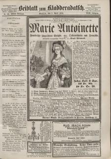 Kladderadatsch, 23. Jahrgang, 3. April 1870, Nr. 16 (Beiblatt)