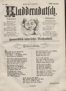 Kladderadatsch, 23. Jahrgang, 12 Juni 1870, Nr. 27