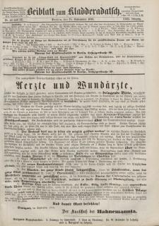 Kladderadatsch, 23. Jahrgang, 25. September 1870, Nr. 44/45 (Beiblatt)