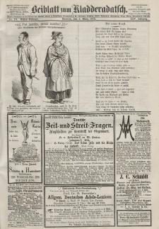 Kladderadatsch, 25. Jahrgang, 3. März 1872, Nr. 10 (Beiblatt)