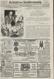 Kladderadatsch, 25. Jahrgang, 10. März 1872, Nr. 11 (Beiblatt)