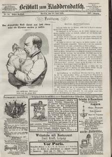 Kladderadatsch, 25. Jahrgang, 28. Juli 1872, Nr. 34 (Beiblatt)