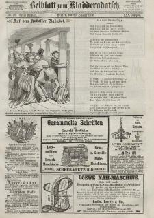 Kladderadatsch, 25. Jahrgang, 20. Oktober 1872, Nr. 48 (Beiblatt)