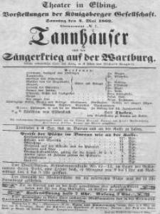 Tannhäuser und der Sängerkrieg auf der Wartburg - Richard Wagner