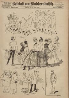 Kladderadatsch, 38. Jahrgang, 29. März 1885, Nr. 14/15 (Beiblatt)