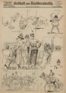 Kladderadatsch, 38. Jahrgang, 24. Mai 1885, Nr. 24 (Beiblatt)