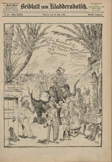 Kladderadatsch, 39. Jahrgang, 18. Juli 1886, Nr. 33 (Beiblatt)