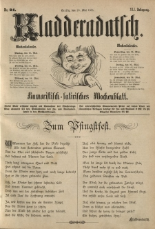 Kladderadatsch, 41. Jahrgang, 20. Mai 1888, Nr. 24