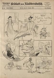 Kladderadatsch, 41. Jahrgang, 21. Oktober 1888, Nr. 48 (Beiblatt)