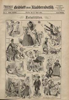 Kladderadatsch, 42. Jahrgang, 14. April 1889, Nr. 17 (Beiblatt)