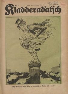 Kladderadatsch, 71. Jahrgang, 10. Februar 1918, Nr. 6