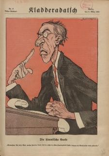 Kladderadatsch, 71. Jahrgang, 3. März 1918, Nr. 9 (Beiblatt)