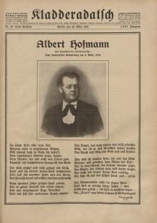Kladderadatsch, 71. Jahrgang, 10. März 1918, Nr. 10 (Beiblatt)
