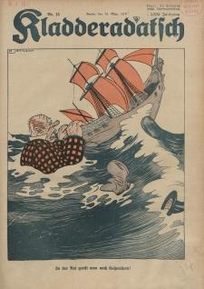 Kladderadatsch, 71. Jahrgang, 31. März 1918, Nr. 13