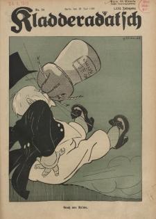 Kladderadatsch, 71. Jahrgang, 16. Juni 1918, Nr. 24