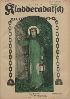 Kladderadatsch, 72. Jahrgang, 22. Juni 1919, Nr. 25