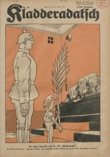 Kladderadatsch, 72. Jahrgang, 29. Juni 1919, Nr. 26
