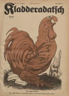 Kladderadatsch, 74. Jahrgang, 27. März 1921, Nr. 13