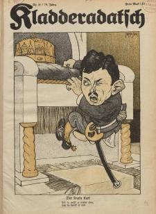 Kladderadatsch, 74. Jahrgang, 17. April 1921, Nr. 16