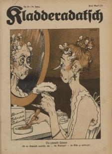 Kladderadatsch, 74. Jahrgang, 5. Juni 1921, Nr. 23
