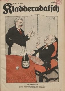 Kladderadatsch, 74. Jahrgang, 13. November 1921, Nr. 46