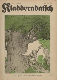 Kladderadatsch, 76. Jahrgang, 4. Februar 1923, Nr. 5
