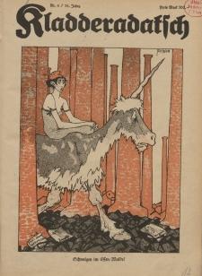 Kladderadatsch, 76. Jahrgang, 11. Februar 1923, Nr. 6