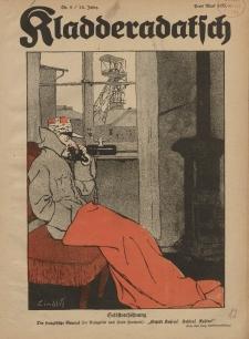 Kladderadatsch, 76. Jahrgang, 4. März 1923, Nr. 9