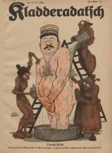 Kladderadatsch, 76. Jahrgang, 15. April 1923, Nr. 15