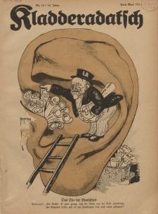 Kladderadatsch, 76. Jahrgang, 22. April 1923, Nr. 16