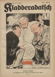 Kladderadatsch, 76. Jahrgang, 30. September 1923, Nr. 39