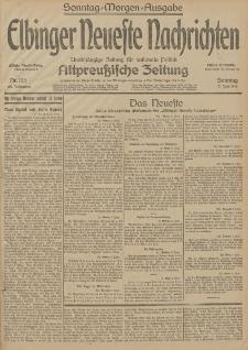 Elbinger Neueste Nachrichten, Nr. 153 Sonntag 7 Juni 1914 66. Jahrgang