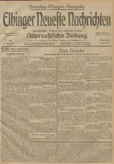 Elbinger Neueste Nachrichten, Nr. 160 Sonntag 14 Juni 1914 66. Jahrgang