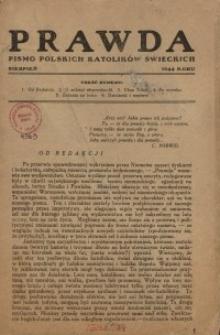 Prawda: pismo polskich katolików świeckich, sierpień 1944