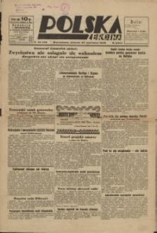 Polska zbrojna, 27. czerwiec 1939, R. XVIII, A. nr 176.