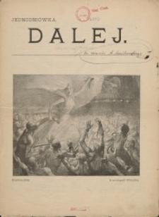 Lud Roboczy; Dalej - pismo tygodniowe ilustrowane, 19 lipca 1907 r.