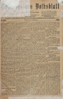 Ostpreussisches Volksblatt, Freitag, 6. September, nr 209
