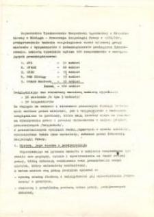 Rola Mistrza i Brygadzisty w Procesie Pracy, Ich Funkcje Społeczno - Zawodowe - broszura sam tekst