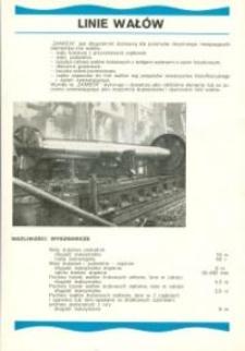 Linie Wałów. Materiały Reklamowo-Informacyjne - informator