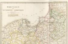 Atlas zur historisch-comparativen Geographie...
