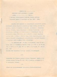 Program rozwoju kultury fizycznej sportu i turystyki na lata 1981-1985 – uchwała nr…