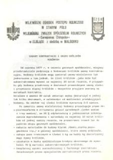 Zasady kontraktacji i skupu królików rzeźnych - broszura