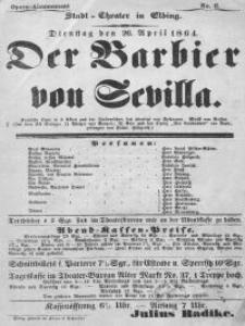 Der Barbier von Sevilla - Ignaz Kollmann