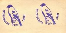 Rajd Zimowy: 1971/1972: Elbląg-PTTK - wzór stempla