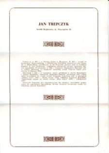 X Dekada Pisarzy Wybrzeża: 1979 r.: Jan Trepczyk