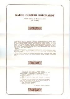 X Dekada Pisarzy Wybrzeża: 1979 r.: Olgierd Borchardt